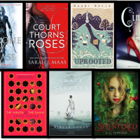 Top Ten Tuesday - Fairytale Retellings