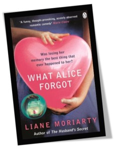 What Alice Forgot Book Cover