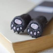 Bear Paws Bookmark