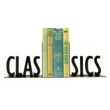 Classics Metal Bookends