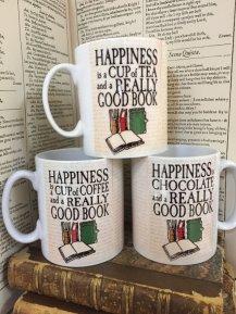 Happiness Is Mug