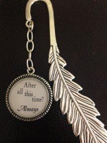 Harry Potter Always Bookmark