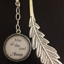 Harry Potter Always Bookmark