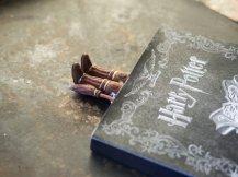 Harry Potter Quidditch Bookmark