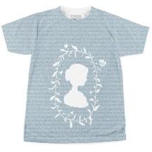 Jane Eyre Litograph Tshirt