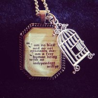 Jane Eyre Necklace