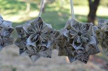 Origami Christmas Decoration
