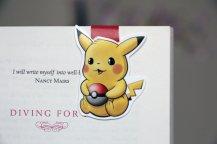 Pikachu Bookmark