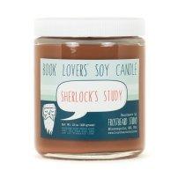 Sherlock's Study Candle