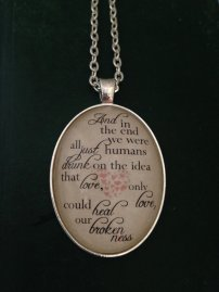 The Great Gatsby Necklace