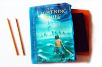 The Lightening Thief Book Pouch