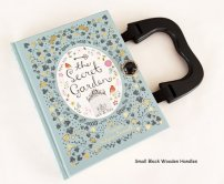 The Secret Garden Book Purse