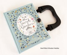 The Secret Garden Book Purse