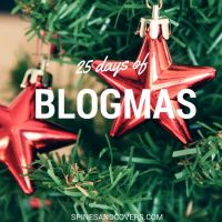 25 Days OF Blogmas!