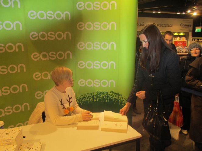 Cecelia Ahern Book Signing