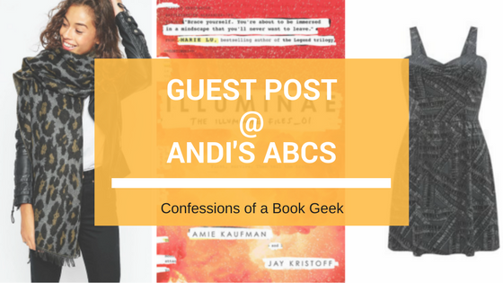 Guest Post at Andi's ABCs