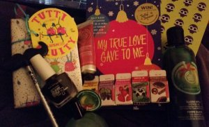 November 2015 OTSPSECRETSISTER Haul