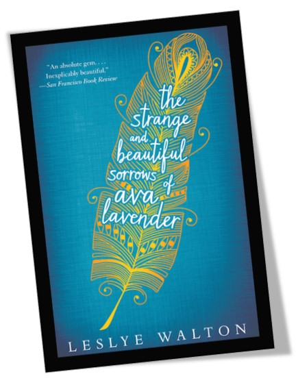 The Strange and Beautiful Sorrows of Ava Lavender Book Cover