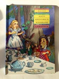 Alice Pop Up Book Vintage Edition