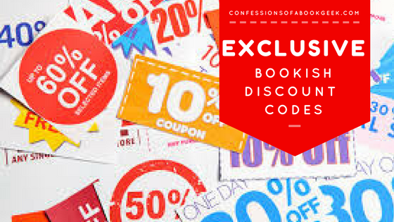 Exclusive Book Discount Codes