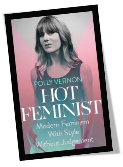 Hot Feminist Book Cover