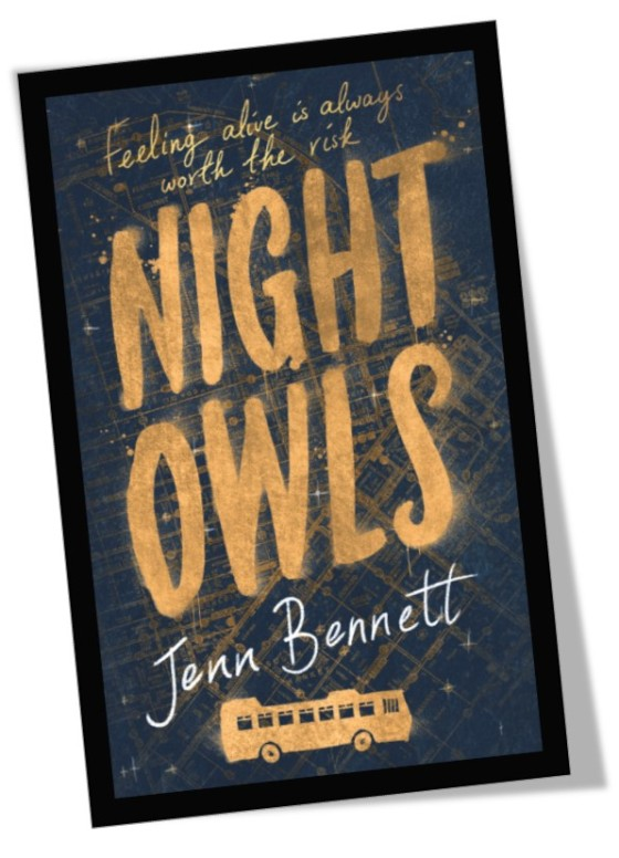 Night Owls Book Cover