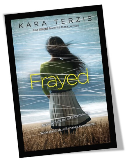 Frayed Book Cover