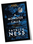 A Monster Calls Book Cover