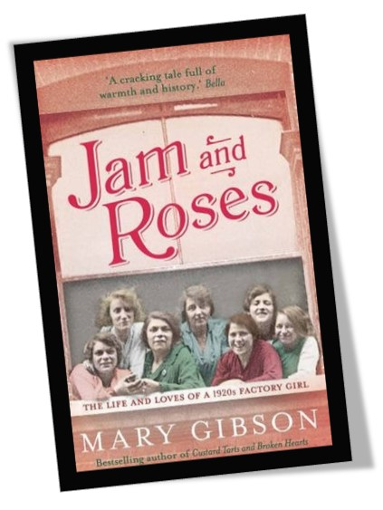 Jam and Roses Book Cover