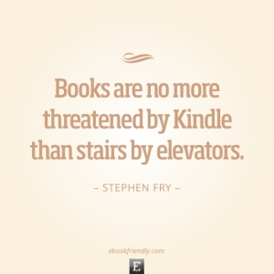 Stephen Fry eBook Quote