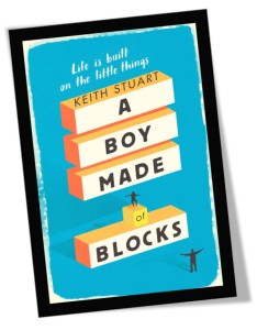 A Boy Made of Blocks Book Cover