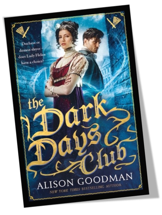 The Dark Days Club Book Cover
