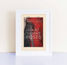 A court of thorns and roses print