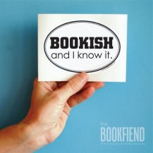 bookish-and-i-know-it-sticker