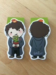 neville-longbottom-bookmark