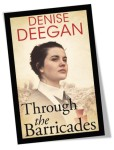 Through the Barricades Book Cover