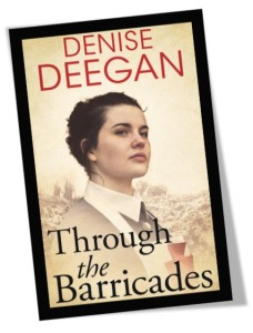 Through the Barricades Book Cover