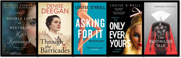 International Womens Day Fiction Books