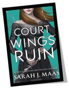 A Court of Wings and Ruin Book Cover