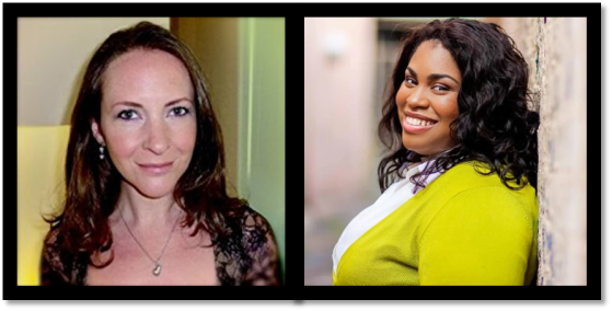 Stella Newman and Angie Thomas Authors