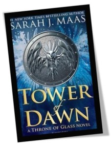 Tower of Dawn Book Cover