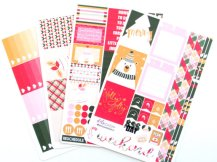 Holly Jolly Sticker Kit