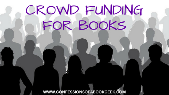 Unbound Crowd Funding for Books