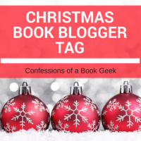 Christmas Book Blogger Tag