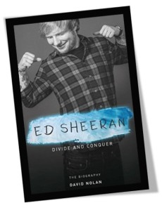 Ed Sheeran Divide and Conquer Book Cover