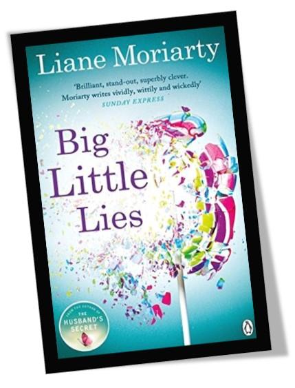 Big Little Lies Book Cover