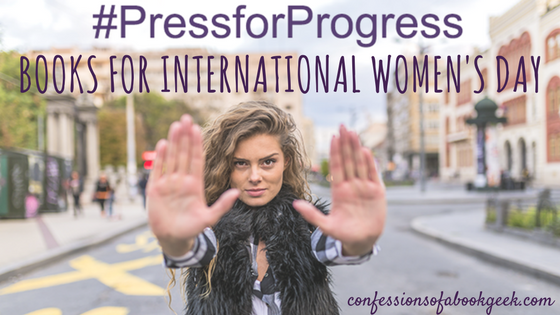 International Women's Day 2018 Book Recommendations