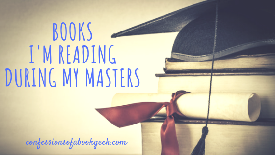 Books During Masters